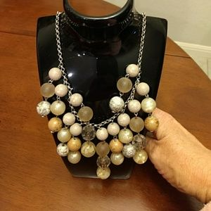 Last call Statement necklace